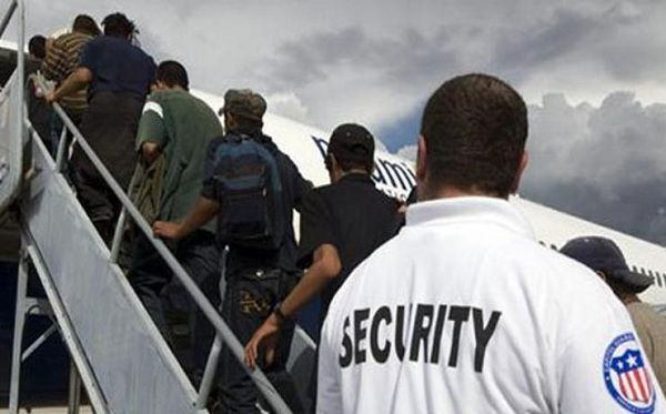 600 repatriados diarios recibe México de EU