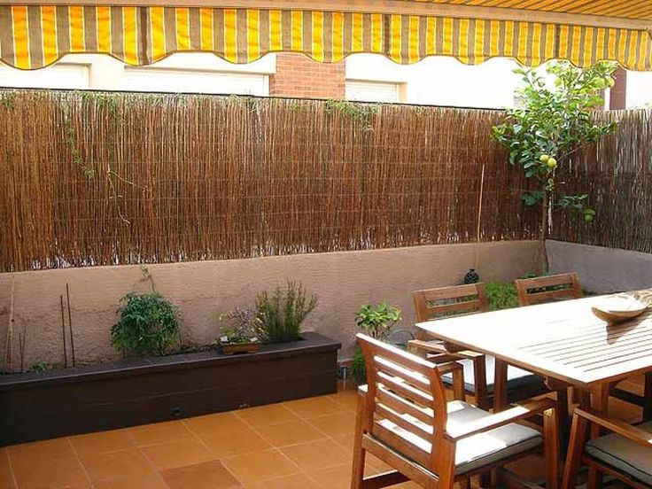 1000 ideas about dise o de patios on pinterest backyard - Decorar terrazas exteriores ...