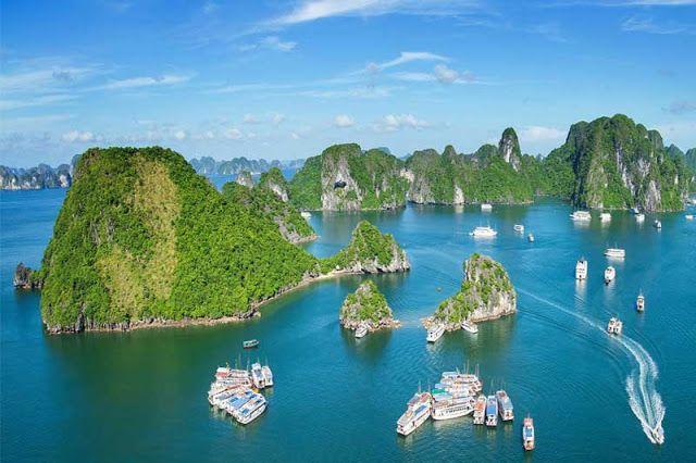 vietnam tourist spots: Quang Ninh To host a hundred situations through Na...