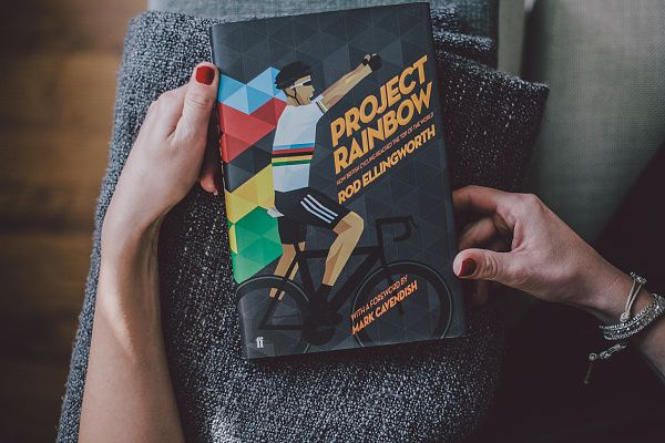 Isadore Apparel - Project Rainbow - Cycling has become that rare beast, a story of British sporting success built from the bottom up. Project Rainbow is the story of this sport's meteoric rise, told by one of its key figures. #isadoreapparel #roadisthewayoflife #cyclingmemories