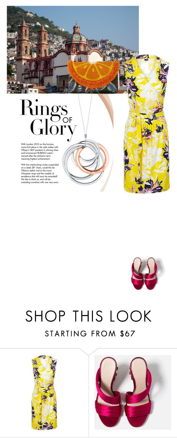 """""""Orange"""" by annasalenkova on Polyvore featuring Tiffany & Co., Sarah's Bag and summerbrights"""