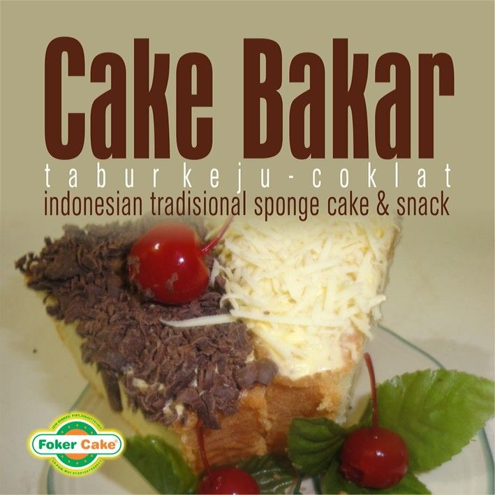 Cake tabur keju/coklat