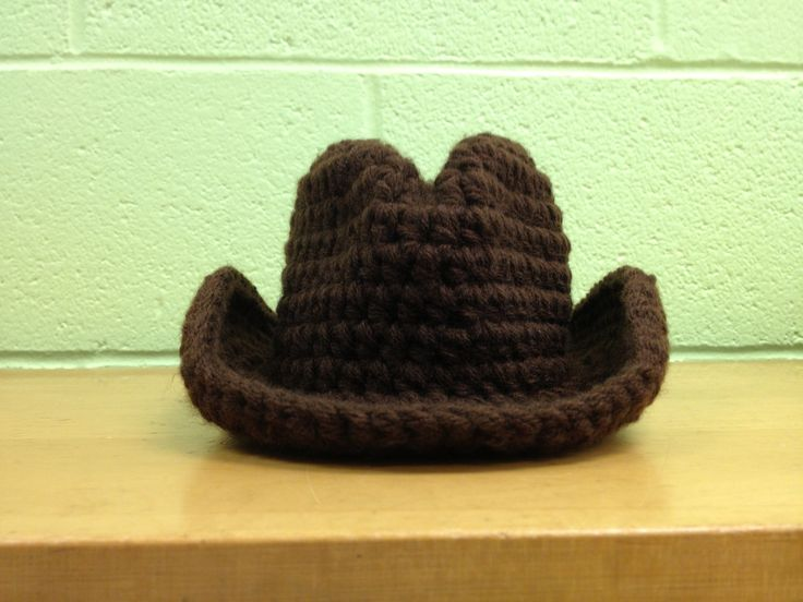 Amigurumi Cowboy Hat : 17 Best images about Crochet: I Made This on Pinterest ...