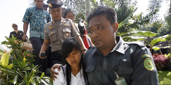 Save Young Mother on Death Row in Indonesia