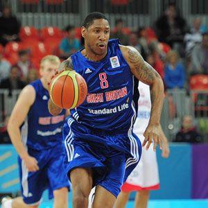Pro Basketball Player's workout