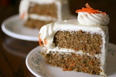 This easy gluten-free carrot cake recipe is so moist and tender no one will guess there's no gluten. Spicy flavor makes every bite a taste of heaven.