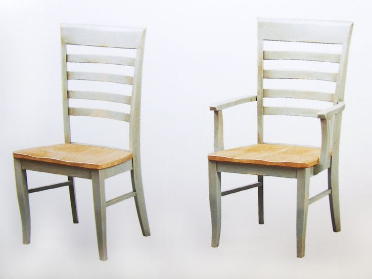 Capri Side And Arm Chairs   Solid Hardwood Chairs And Benches   (oak, Maple