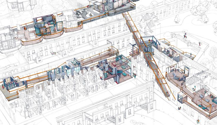 Young Architect Guide 5 Ways to Tell Your Story Through Drawings - construction project proposal