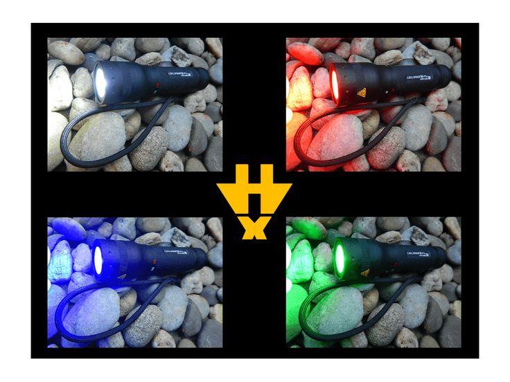Um auf viele Situationen vorbereitet zu sein, ist die LED Lenser P7QC Taschenlampe der perfekte Begleiter für jeden Angler.