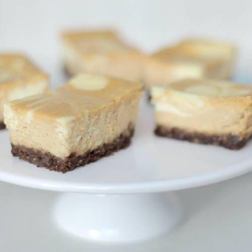 Pumpkin swirl cheesecake, Cheesecake squares and Swirls on Pinterest