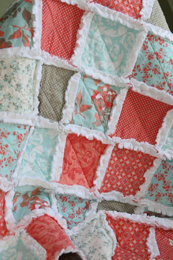 17 Best images about Quilt ideas on Pinterest | Quilt, Prince ... : coral quilts - Adamdwight.com