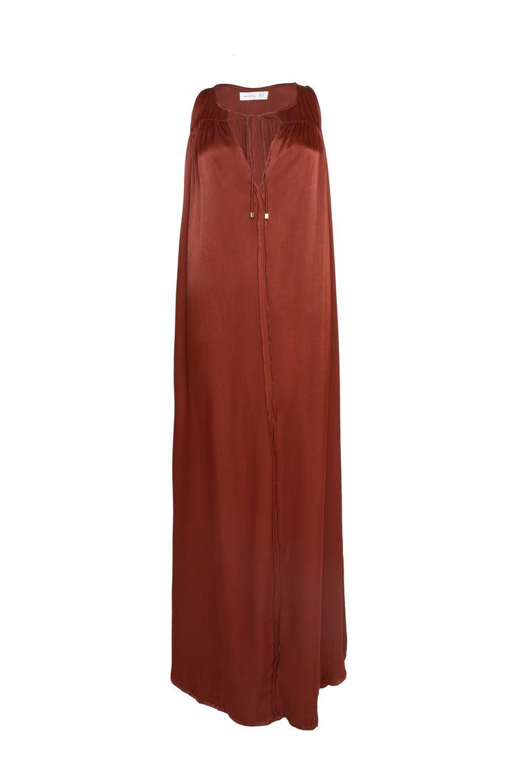 Luma Maxi Dress by Faithfull The Brand. Shop it at meliestore.com