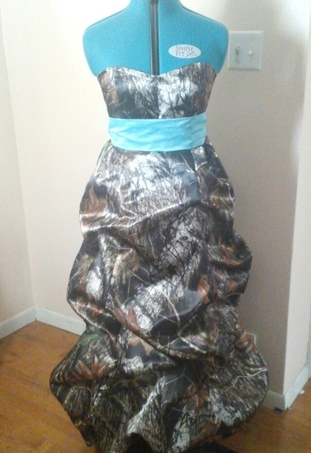 Camo formal dress https://www.etsy.com/shop/RavenBombshell