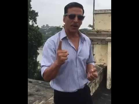 Akshay Kumar talks about Sonakshi Sinha's upcoming movie