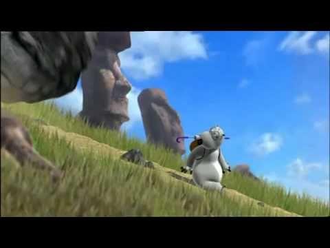 Bernard Bear 008 - YouTube