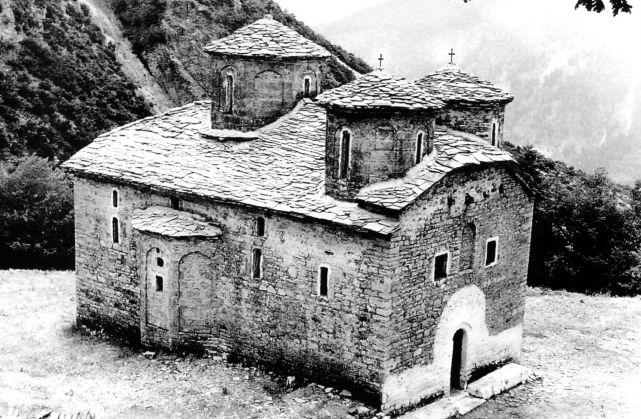 Πνευματικοί Λόγοι: Το καθολικό της μονής Κλεινού Καλαμπάκας