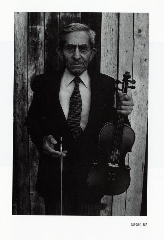 Huszar_Tibor_Cigani003  I remember as a child this photoshooting as an observer of my Father in Klenovec of this violinist Mr. Cibula. unforgettable moment!