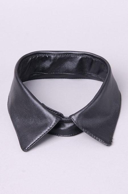 Detachable Collar in Black