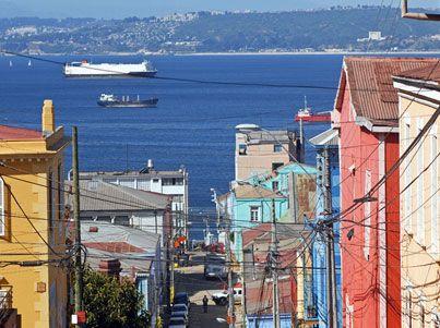 Valparaíso, Patrimonio de la Humanidad (UNESCO)