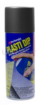 True Metallic Anthracite Plasti Dip