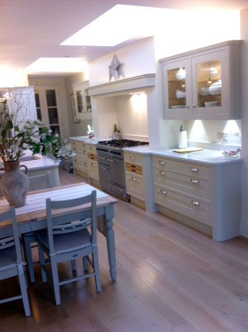 11 Best Hand Painted Kitchens Images On Pinterest  Kitchen Beauteous Kitchen Design Sheffield Review