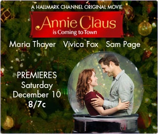 Annie Claus is Coming to Town: Hallmark Christmas Movies