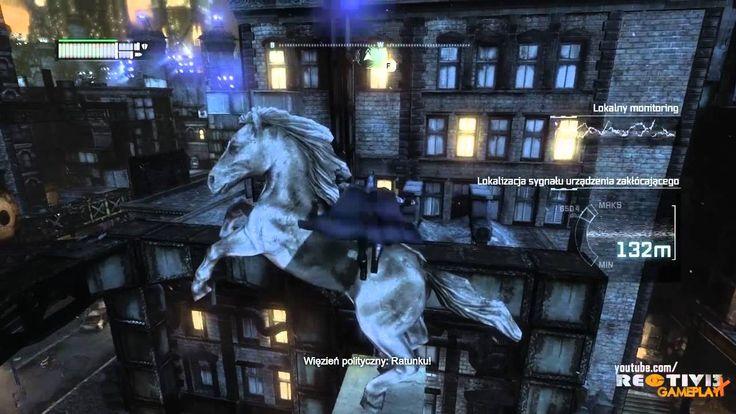 I'm on a horse...!! - Najlepsze z: Batman: Arkham City