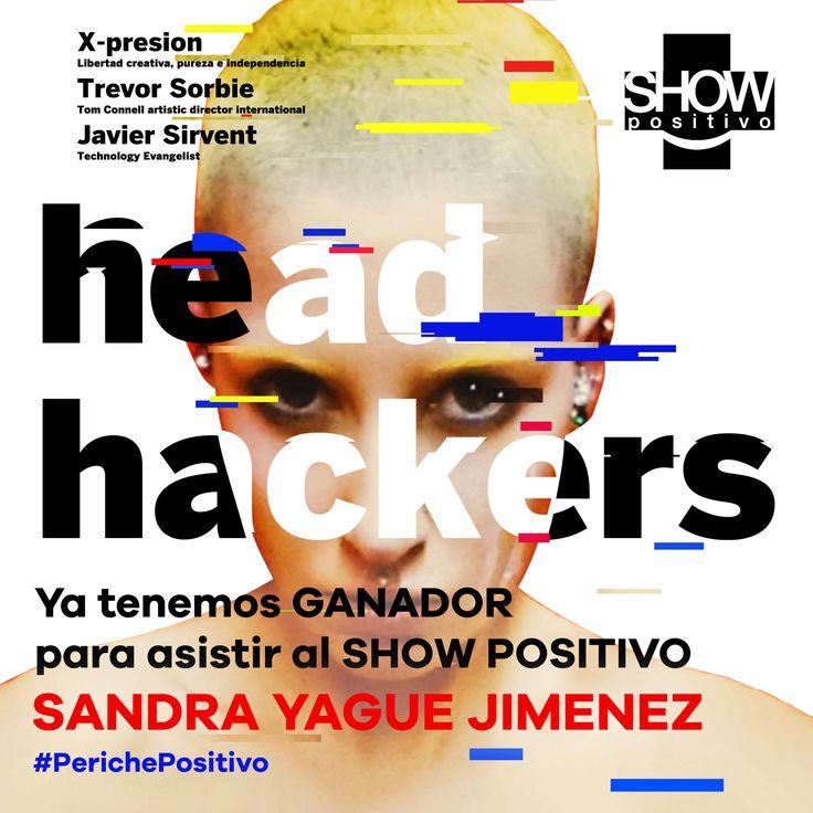Ya tenemos ganador de las dos entradas para #ShowPositivo X-presion Creativos del próximo domingo.     ¡Enhorabuena Sandra Yague Jimenez!