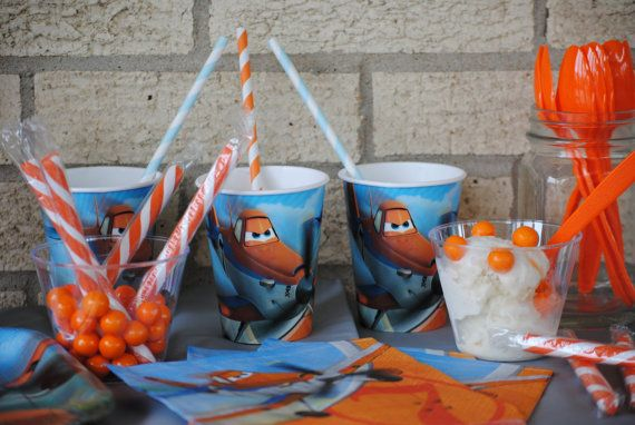 NEW Disney Planes Party Package FREE SHIPPING package by mlf465, $40.00