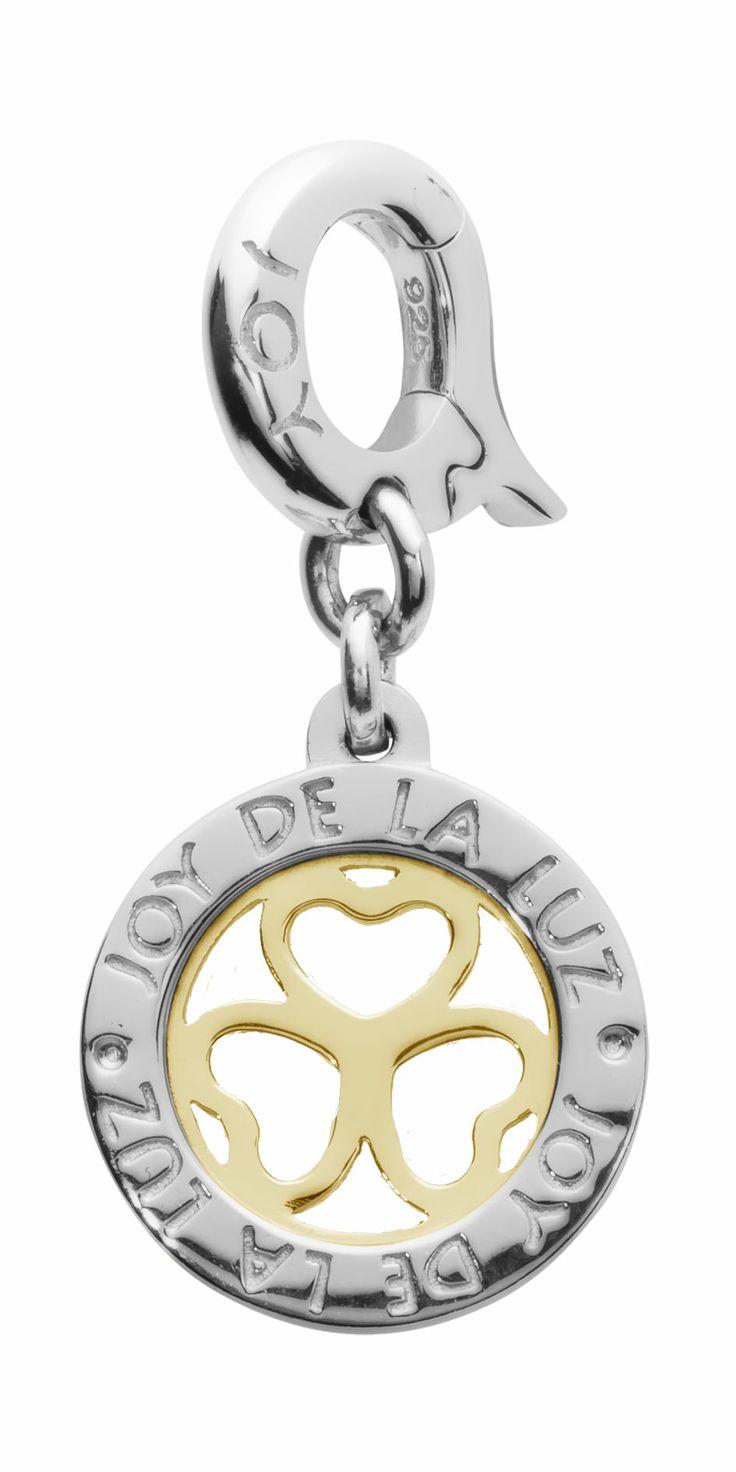 Joy de la Luz | Coin 3 Hearts gold  €55,00