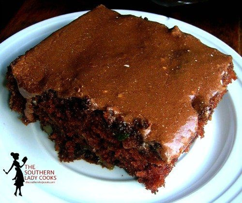 This Chocolate Zucchini Cake Is So Good And Gives You Another Way To Use Some Of That Zucchini Chocolate Zucchini Cake Sour Cream Spice Cake Chocolate Zucchini