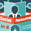 INFOGRAPHIC: Social Resume: How Job Seekers and Employers are Connecting Online
