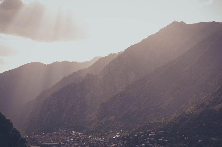 Andorra la vella by Lidia, Leszek Derda on 500px