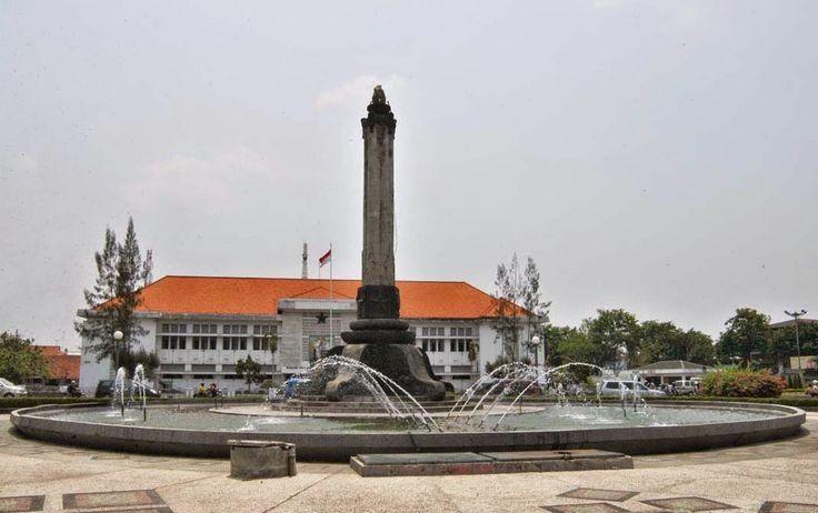 Sejarah Bangunan Tugu Muda Semarang