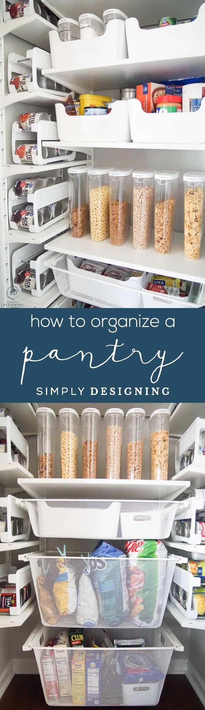 How to Organize a Closet Under the