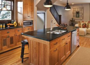 How to lay Soapstone countertop