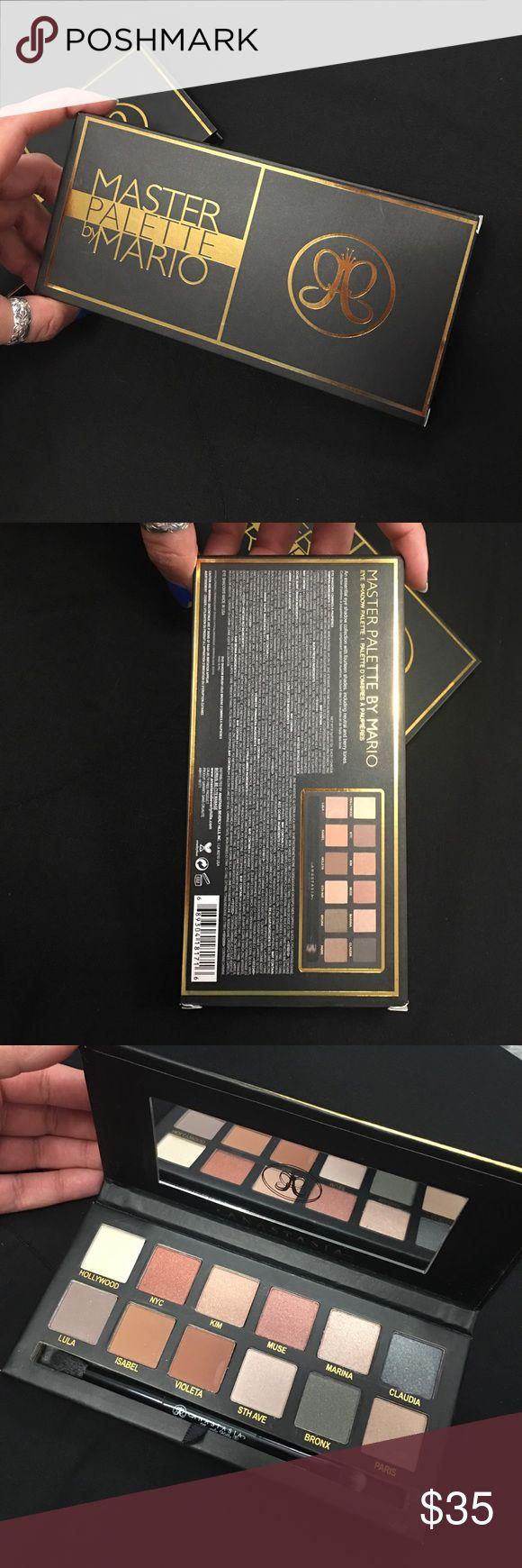 ABH Master Palette by Mario Brand new!! Price R E F L E C