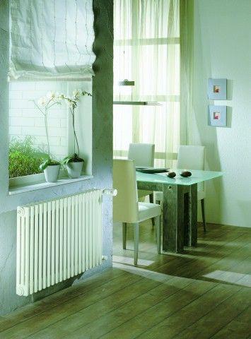 Zehnder Charleston   Element Radiator 4090 04 Designer Living Room Heater