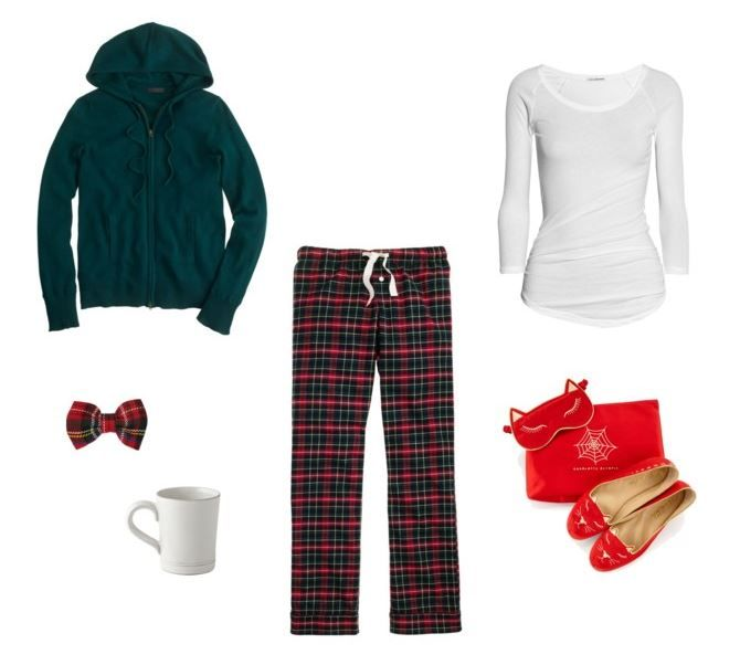 Christmas Day Outfit | How She'd Wear It with Style and Cheek