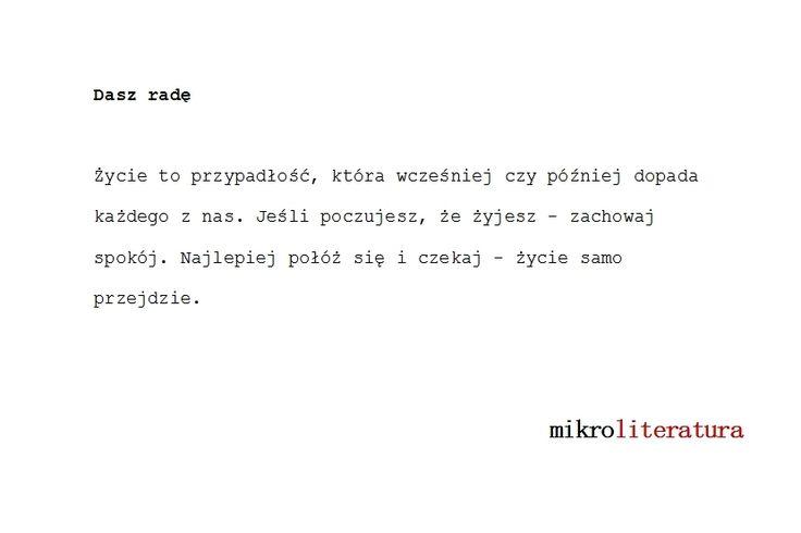 #życie #czarnyhumor #humor #literatura