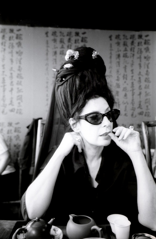 Diane Pernet The Best Teacher And Wonderfully Chic