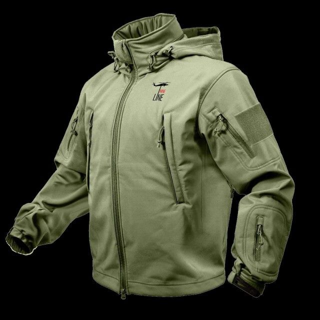 Nine Line Apparel concealed carry jacket