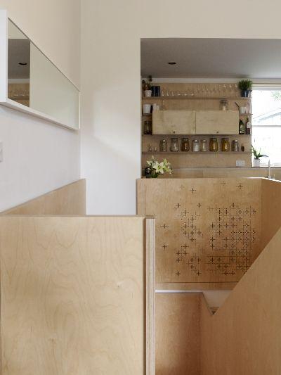 'Snaresbrook', London- Carl Trenfield Architects, Adam Stevenson, Cut & Construct, Burton Laminates
