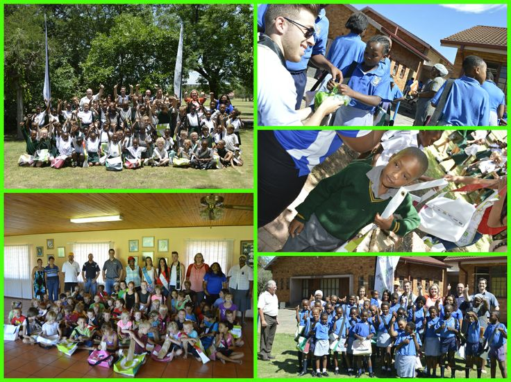 Yesterday was the highlight of the rec-E bag project and definitely the best way to start the school year! We visited three primary schools in our area, where we handed out bags filled with a full set of basic stationery.  This project has been a blessing to everyone involved and there is no bigger reward for hard work than seeing the smiles on the faces of children. Vaal Mall would like to thank our partners who helped make this a memorable project