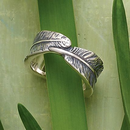 Spring Collection - Birds of a Feather Ring #JamesAvery