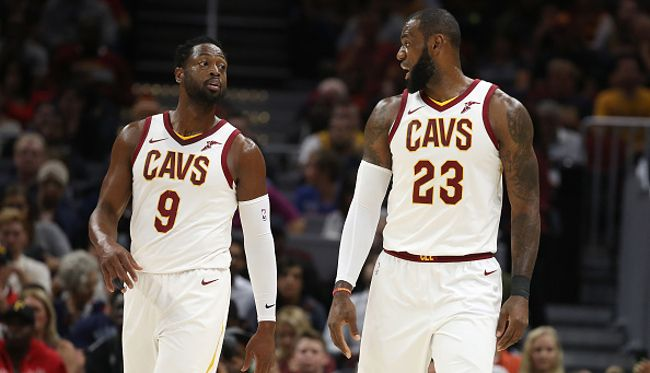 LeBron James Was 'Bothered' That Some Cavs Players Didn't Want The Team To Acquire Dwyane Wade - UPROXX