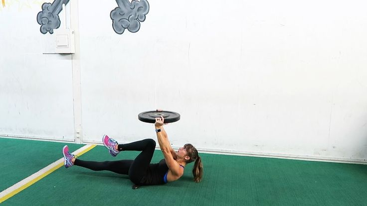 21 Plate Weight Exercises. This is where I got my 8 strength-training exercises for the next 9 weeks. Love it!