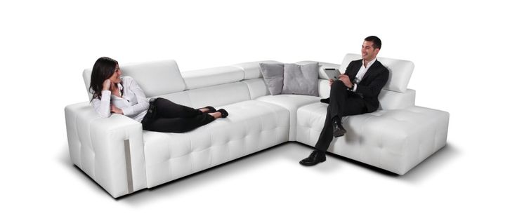 Invite your spouse along to view the various sofa images with you.