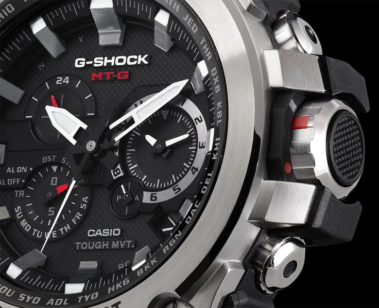 MT-G: Metal Twisted G-Shock, Men's Watch | Casio Amercica, Inc.