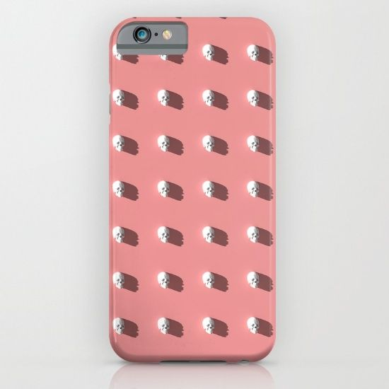 Skull Pattern iPhone & iPod Case